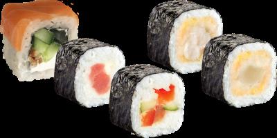 Суши сет №3 Холодный Спайси 40 шт.