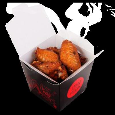 Куриные крылышки барбекю