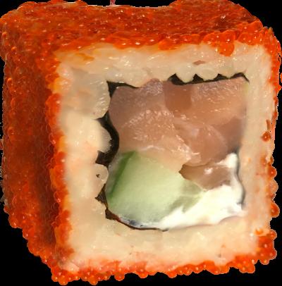калифорния лосось