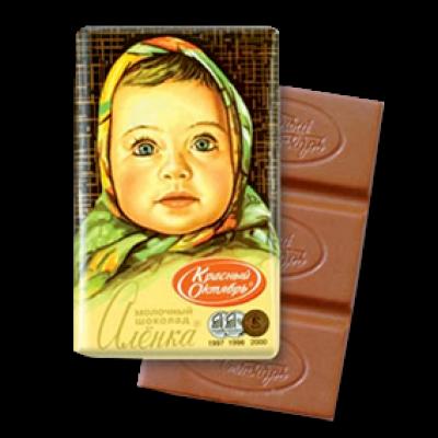 Шоколадка (маленькая)