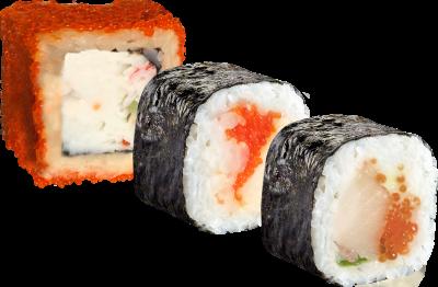 Суши сет №1 Холодный 24 шт.