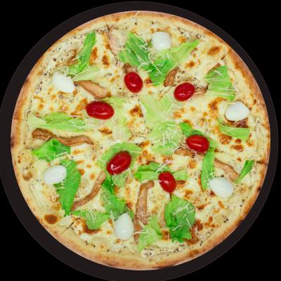 Легендарная пицца Цезарь