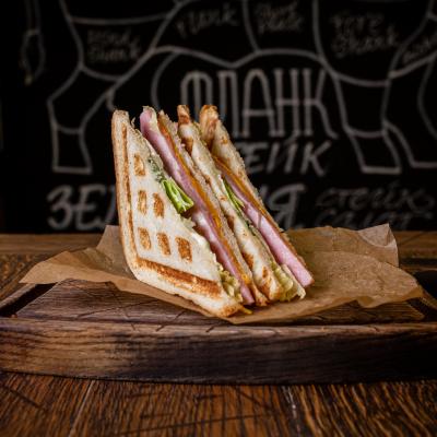 Клаб сэндвич с цыпленком